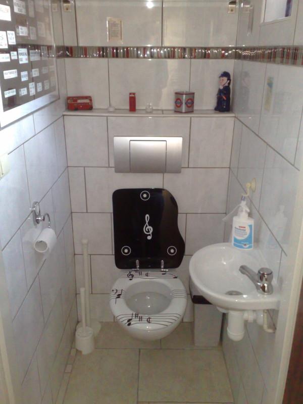 Toilet vernieuwen